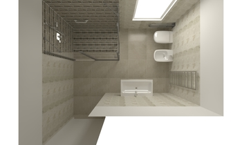 p.a.p 1 Modern Bathroom Fratelli Marrazzo  Ceramiche