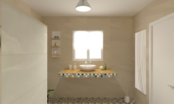 project_test Classic Bathroom DIMITRIOS LOGOTHETIS