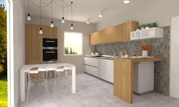 555 Moderno Cucina LAKD Lattanzi Kitchen Design