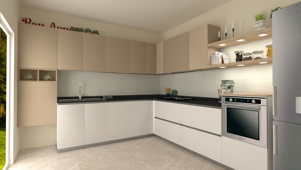 888 Modern Kitchen By Lakd Lattanzi Kitchen Design Tilelook