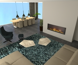 Loogman Modern Living room job prijt