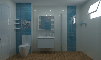 Denica Koteva project Classic Bathroom Vesela Neshkova