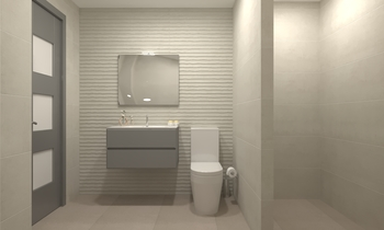 baño cortesia sunset Classic Bathroom Castellon Tienda Ceramica Saloni