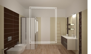 Mastria Contemporary Bathroom Fratelli Marrazzo  Ceramiche