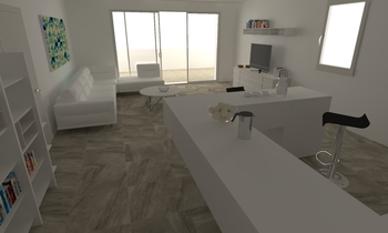 133 Contemporary Living room LONGO SRL Superfici & Arredo