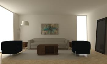 elias Contemporary Living room Natuzzi Guadalajara