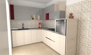 Project 1 Modern Kitchen LAKD Lattanzi Kitchen Design
