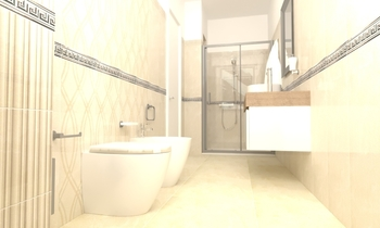 Progetto Pasquale Classic Bathroom Pasquale Squillace