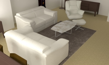 Barrow - Manchester Classic Living room Natuzzi Edinburgh