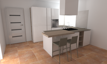 150193 Modern Kitchen LAKD Lattanzi Kitchen Design