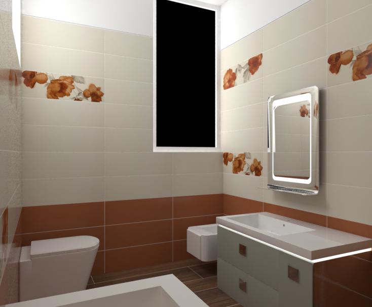 Tilelook bagno vignali colouline - Progetto bagno paderno ...