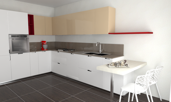 160039 Modern Kitchen LAKD Lattanzi Kitchen Design