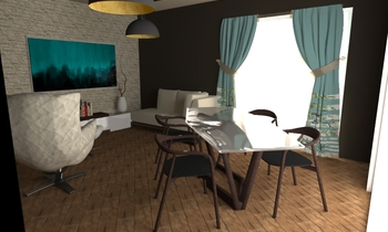 LIVING NEW CONCEPT Classic Living room Lucilla Latorraca