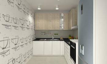 81 Модерн кухня LAKD Lattanzi Kitchen Design