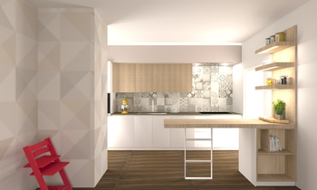 av Clasico Baño LAKD Lattanzi Kitchen Design