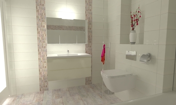 project baie Classic Bathroom Paul Dudnicenco