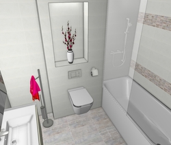 project baie Classico Bagno Paul Dudnicenco