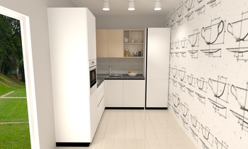 87 Clasico Baño LAKD Lattanzi Kitchen Design