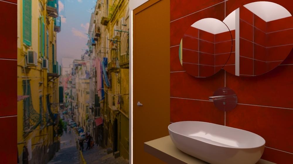 Addeo Ceramiche Pomigliano D Arco.Carmnella Pizzeria Napoli Classic Bathroom By Paolo Addeo Tilelook
