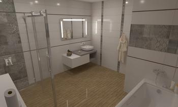 Maя Петрова голяма Classique Salle de bain Keraton Ob