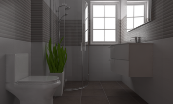 Project 2 Classic Bathroom Julia Rodionova