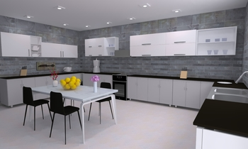 Project 1 Modern Kitchen EGYPTIAN HOME