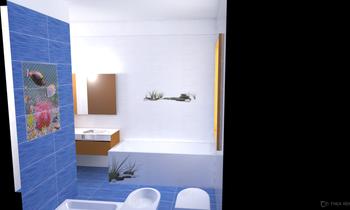 REFLEXE PRISMA Modern Bathroom EDILCONTE  SRL