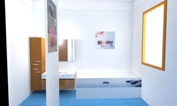 SASSI E LUXUS Modern Bathroom EDILCONTE  SRL