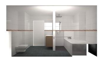 OG Da Core bordure 120 Classic Bathroom Sonsoles Romero