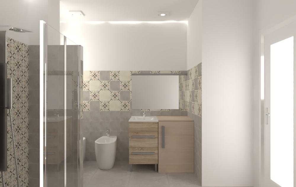 Bagno Piccolo Di Design : Tilelook bagno piccolo sig bonfiglio
