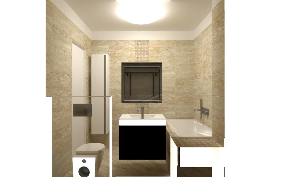 Baie apartament Classic Bathroom Veronica Nicolae