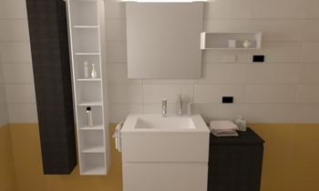 160 Classic Bathroom LONGO SRL Superfici & Arredo