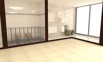 Proposal Design Classic Bathroom Ahmad Yasser
