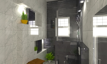 mm/living bathroom Classic Bathroom Zarrugh Company