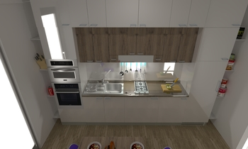 ap 2 bucatarie Classic Kitchen Paul Dudnicenco