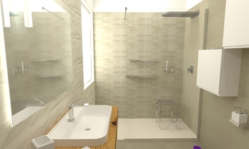 Project 1 Classic Bathroom Steve Fulco