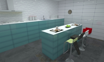 Kitchen Dotty T   Modern Kitchen Christian  Diaz