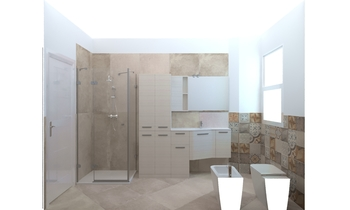 Cream collection unika by abk tilelook