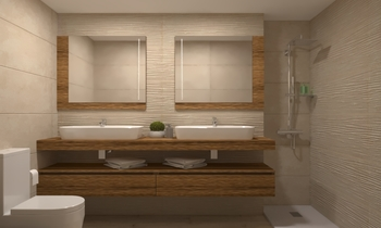 SERIE INTEGRA Classic Bathroom SALONI Cerámica Tienda Zaragoza