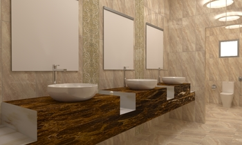 Hall Bath Classic Bathroom Ahmad Yasser