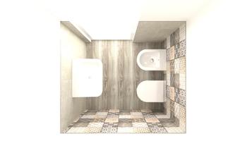 scarlato BAGNO PICCOLO Classic Bathroom Raffaele C