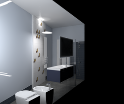 filippone grande Modern Bathroom Davide D'Orso