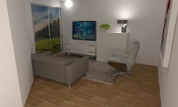 Aitas Ainhoa Modern Living room Natuzzi Italia Store Bilbao