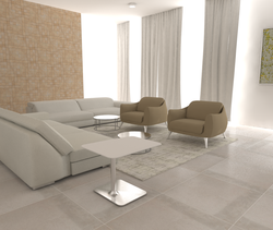 Pietra Bauge Contemporary Living room Casalgrande Padana