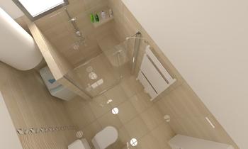 Arte-Dorado Classic Bathroom Terrakotta  Csempecentrum