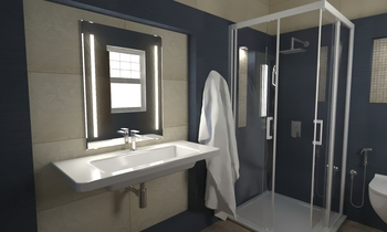 Living bathroom - OS   Zarrugh Company