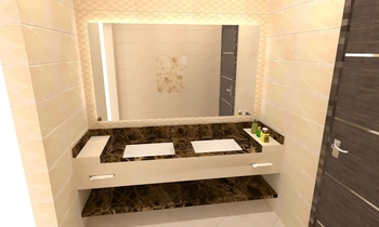 ADNAN HALL BATH Classic Bathroom OBEID GENERAL TRADING