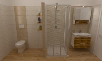 BAGNO APPARTAMENTO DEF Classic Bathroom NICCOLAI SILVANO E FIGLI SRL - SHOWROOM