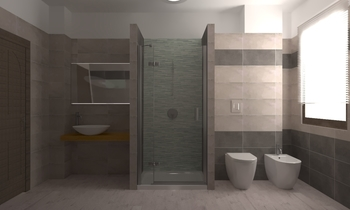 Wc vasca Amero Classic Bathroom Francesco Caprio