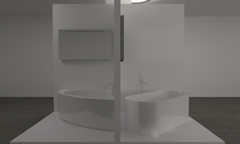 Section of Jacuzzi Classico Bagno Ahmad Yasser